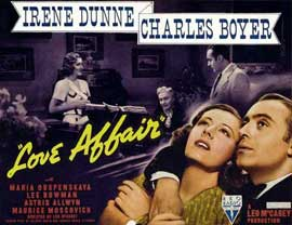 Love Affair - 11 x 17 Movie Poster - Style C