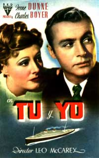 Love Affair - 11 x 17 Movie Poster - Spanish Style A