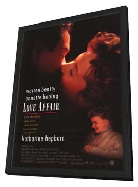 Love Affair - 11 x 17 Movie Poster - Style A - in Deluxe Wood Frame