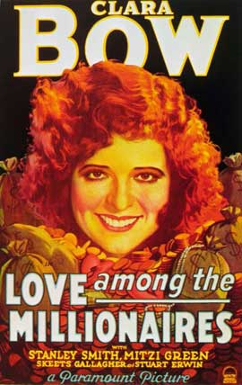 Love Among the Millionaires - 11 x 17 Movie Poster - Style A