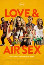 """Love & Air Sex"" Movie Poster"