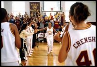 Love and Basketball - 8 x 10 Color Photo #3