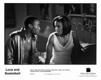Love and Basketball - 8 x 10 B&W Photo #13