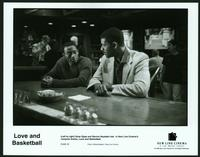 Love and Basketball - 8 x 10 B&W Photo #2