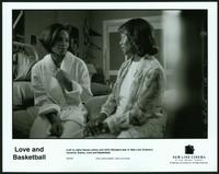 Love and Basketball - 8 x 10 B&W Photo #3