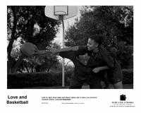 Love and Basketball - 8 x 10 B&W Photo #4