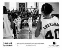 Love and Basketball - 8 x 10 B&W Photo #5