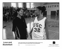 Love and Basketball - 8 x 10 B&W Photo #6