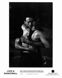 Love and Basketball - 8 x 10 B&W Photo #8