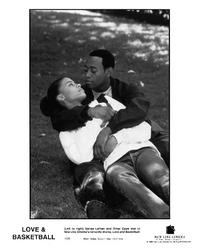 Love and Basketball - 8 x 10 B&W Photo #9
