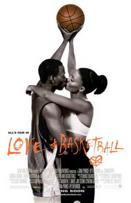 Love and Basketball - 11 x 17 Movie Poster - Style A