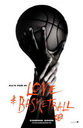 Love and Basketball - 11 x 17 Movie Poster - Style B