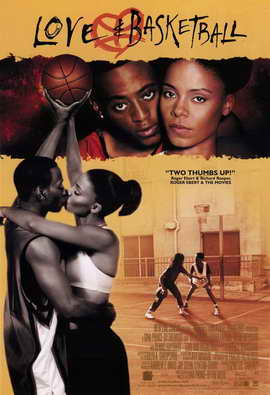 Love and Basketball - 11 x 17 Movie Poster - Style C