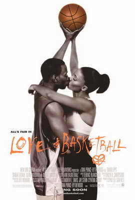 Love and Basketball - 27 x 40 Movie Poster - Style A