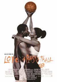 Love and Basketball - 43 x 62 Movie Poster - Bus Shelter Style A