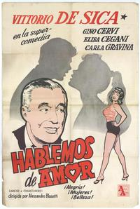 Love and Chatter - 11 x 17 Movie Poster - Spanish Style A