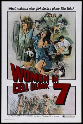 Love and Death in a Women's Prison - 27 x 40 Movie Poster - Style A