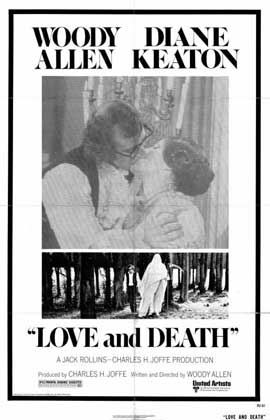 Love and Death - 11 x 17 Movie Poster - Style A