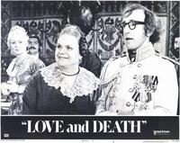 Love and Death - 11 x 14 Movie Poster - Style D