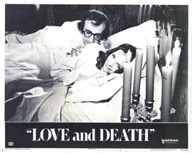 Love and Death - 11 x 14 Movie Poster - Style A