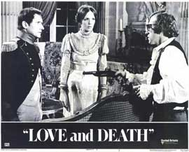 Love and Death - 11 x 14 Movie Poster - Style B