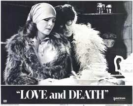 Love and Death - 11 x 14 Movie Poster - Style C