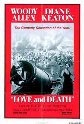 Love and Death - 27 x 40 Movie Poster - Style B