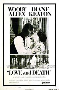 Love and Death - 43 x 62 Movie Poster - Bus Shelter Style A