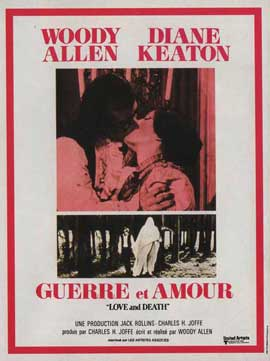 Love and Death - 11 x 17 Movie Poster - French Style A