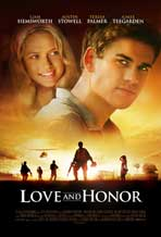 Love and Honor - 11 x 17 Movie Poster - Style A