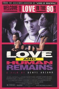 Love and Human Remains - 11 x 17 Movie Poster - Style A