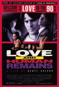 Love and Human Remains - 27 x 40 Movie Poster - Style A