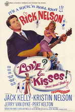 Love and Kisses - 27 x 40 Movie Poster - Style A
