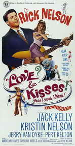 Love and Kisses - 11 x 17 Movie Poster - Style B