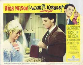 Love and Kisses - 11 x 14 Movie Poster - Style E