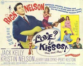 Love and Kisses - 11 x 14 Movie Poster - Style A