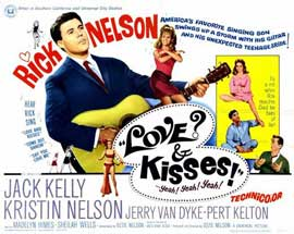 Love and Kisses - 11 x 14 Movie Poster - Style C