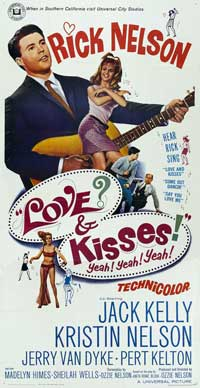 Love and Kisses - 27 x 40 Movie Poster - Style B