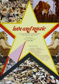 Love and Music - 11 x 17 Movie Poster - Style A