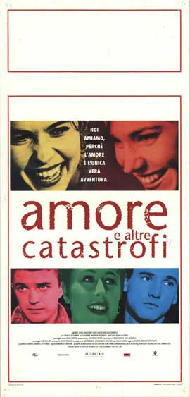 Love and Other Catastrophes - 13 x 28 Movie Poster - Italian Style A