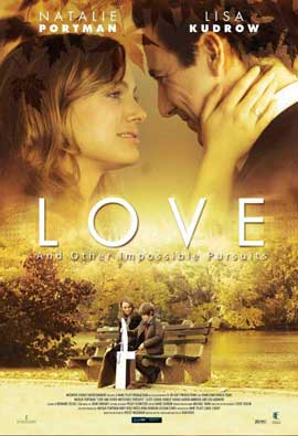 Love and Other Impossible Pursuits - 11 x 17 Movie Poster - Style A