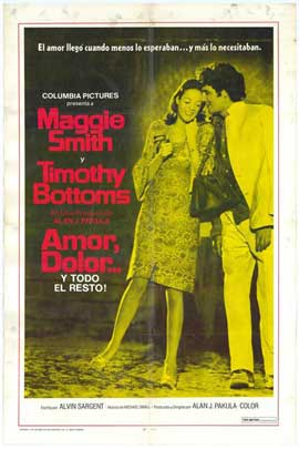 Love and Pain and the Whole Damn Thing - 11 x 17 Movie Poster - Spanish Style A