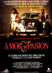 Love and Passion - 11 x 17 Movie Poster - Spanish Style A