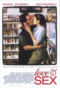 Love & Sex - 43 x 62 Movie Poster - Bus Shelter Style A