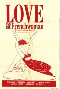 Love and the Frenchwoman - 11 x 17 Movie Poster - Style A