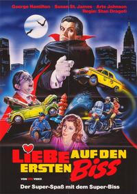 Love at First Bite - 27 x 40 Movie Poster - German Style A