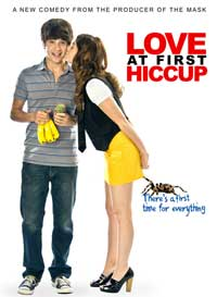 Love at First Hiccup - 43 x 62 Movie Poster - Bus Shelter Style A