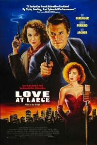 Love at Large - 11 x 17 Movie Poster - Style B