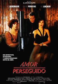 Love at Large - 11 x 17 Movie Poster - Spanish Style A