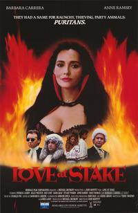Love at Stake - 27 x 40 Movie Poster - Style B